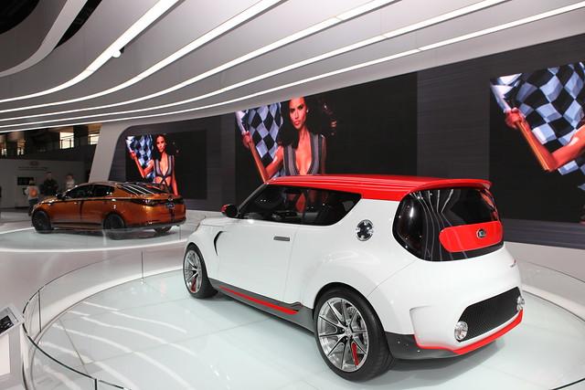 """""""Kia Track'ster Concept Car"""""""