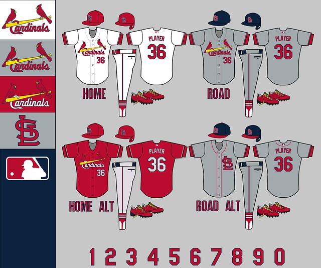 St Louis Cardinals Iphone  Otterbox