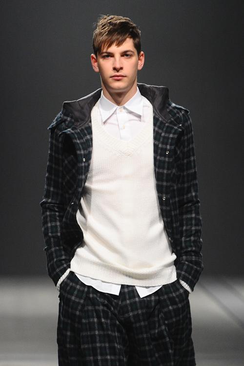 Maxime Bergougnoux3078_FW12 Tokyo Sise(Fashion Press)