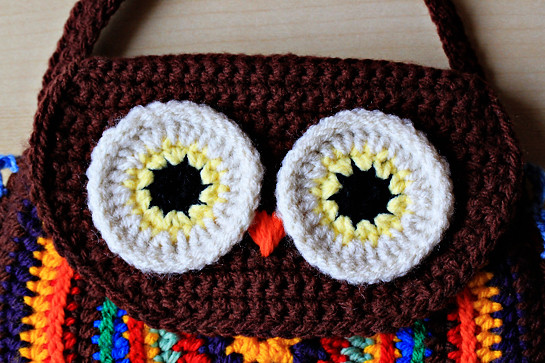 Crochet Owl Purse - Pattern Flickr - Photo Sharing!
