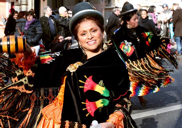 Carnaval de Paris : Vénus d'ailleurs