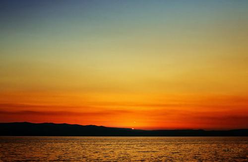 sunset sea sky island croatia cres mygearandme dunjazupanic