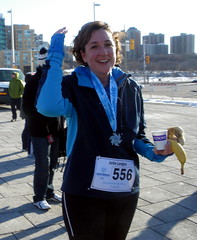 Running the 5K Ottawa Winterman