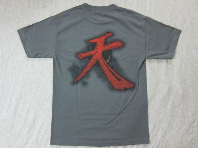 Akuma's Heavenly Combo T-Shirt - Back View