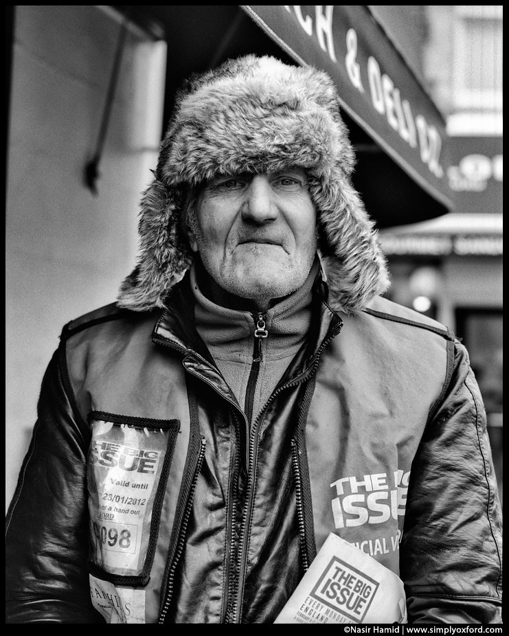 a big issue seller