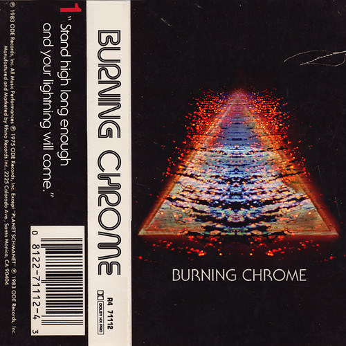 ± Burning Chrome ±