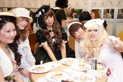 Kanon Wakeshima Tea Party (2)