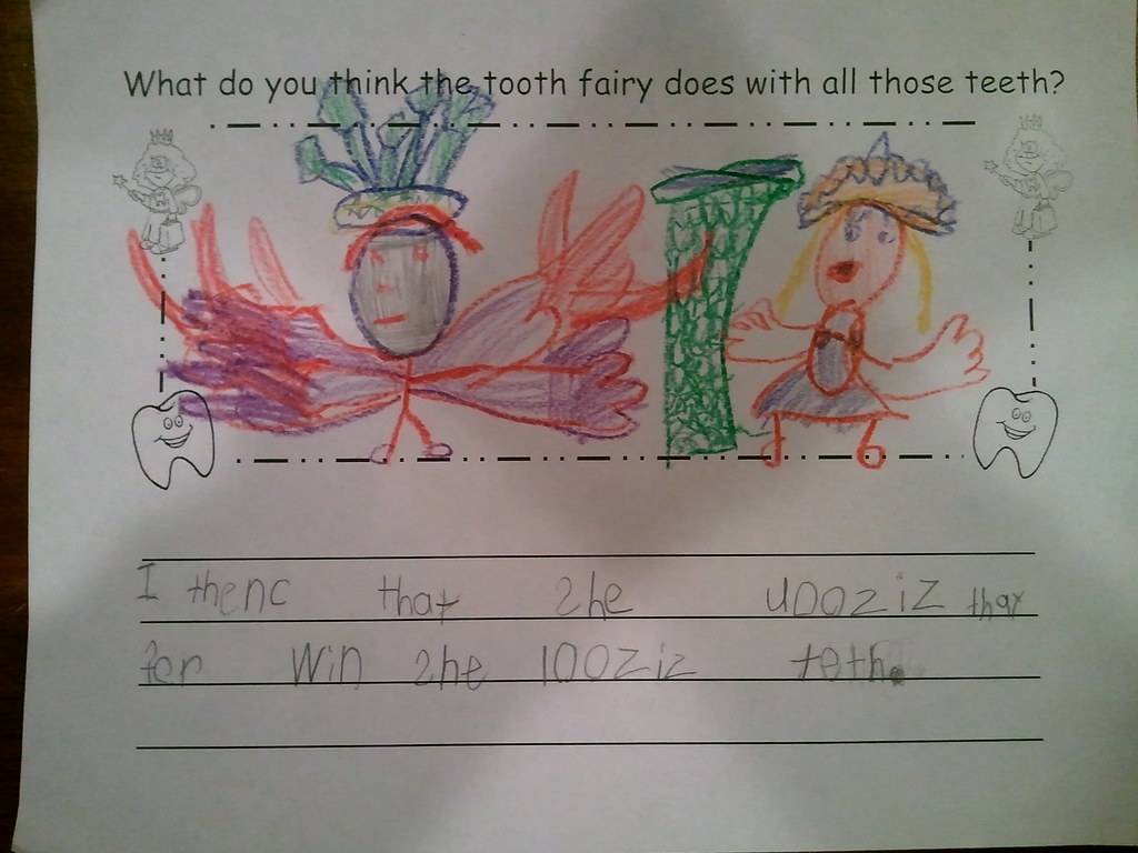 What Does Tooth Fairy Do With Teeth