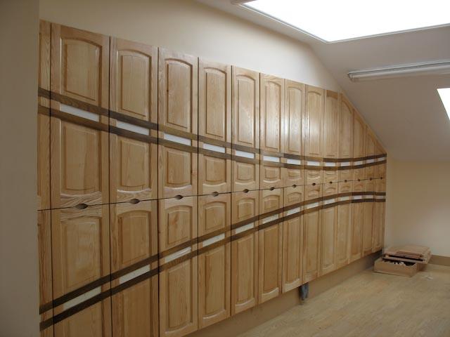 Bespoke Furniture - fitted cupboards