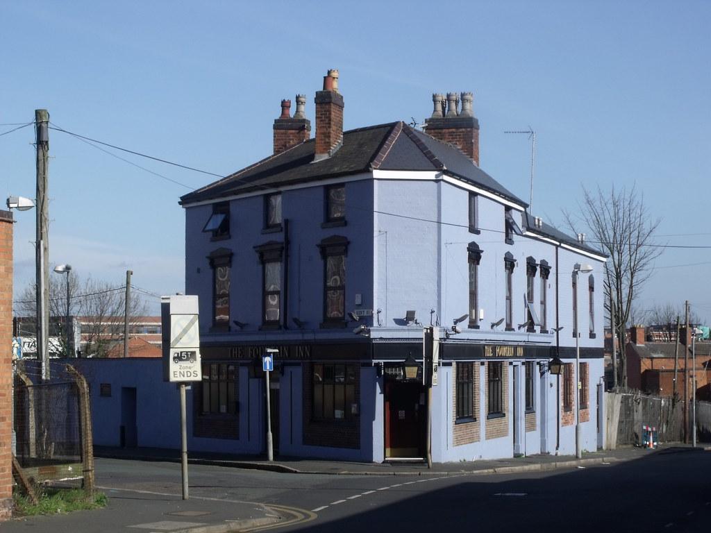... The Fountain Inn - Wrentham Steet, Southside, Birmingham | by ell brown
