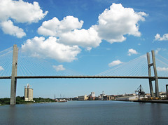 Eugene E Talmadge Memorial Bridge