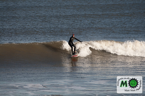 Photo ID 6 - Blyth Beach, Surfing by mattmuir.co.uk