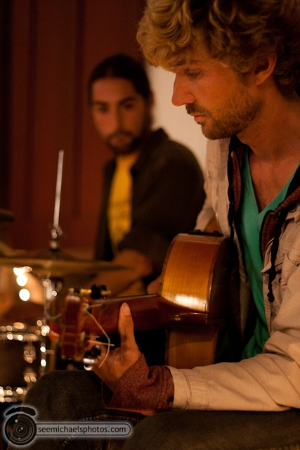 Julian Cantelm and Dusty Brough at Glashaus 22512 © Michael Klayman-002