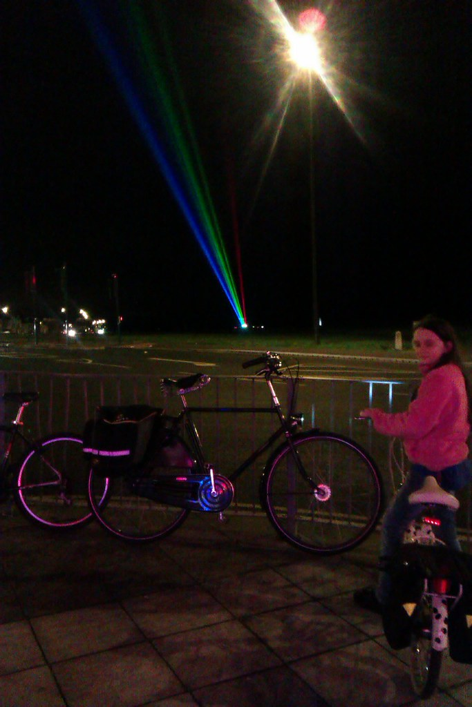 Seeing The Northern Lights By Bike