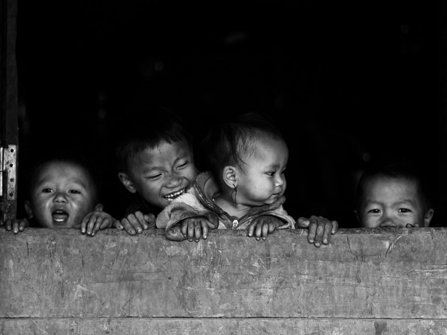 Family in Lao Chai - Sapa