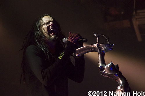 Korn - 02-23-12 - The Fillmore, Detroit, MI