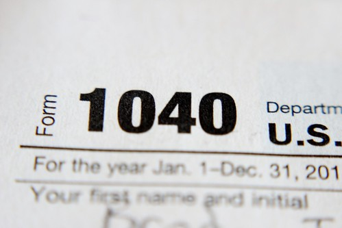 TAX FORMS 1040