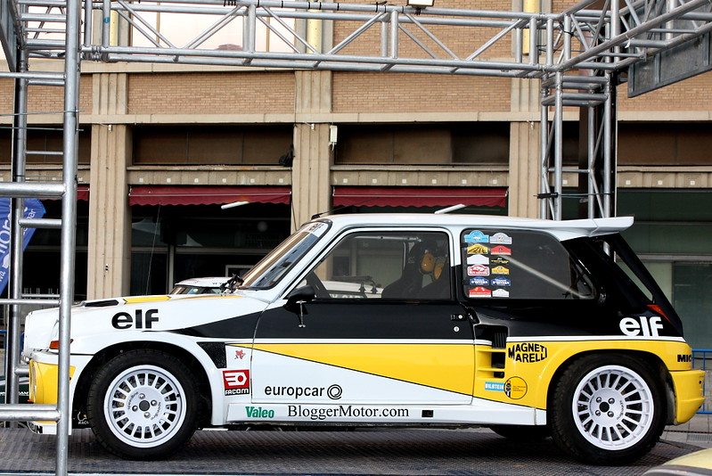 Renault Maxi Turbo II
