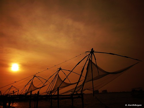 fortkochi_beach by Karthik's_Photography