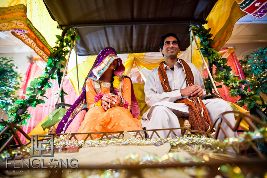 Zainab & Farhan's Wedding | Clarion Hotel Ft Myers, Crowne Plaza Ft Myers, 5th Avenue Event Hall | Ft. Myers & Atlanta Pakistani Indian Wedding Photographer