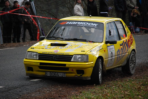 Rallysprint Gabiria 2012