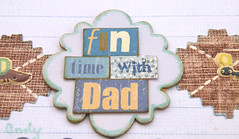 Fun time with Dad title