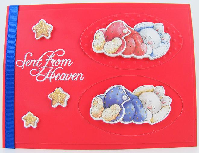 Sent From Heaven 2 Card