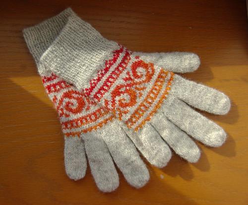 fairisle gloves 4