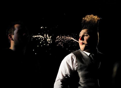 Paulo's Circus, Bristol UK, 2012
