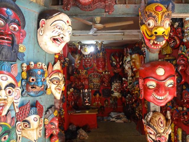 Preços em Bhaktapur Nepal
