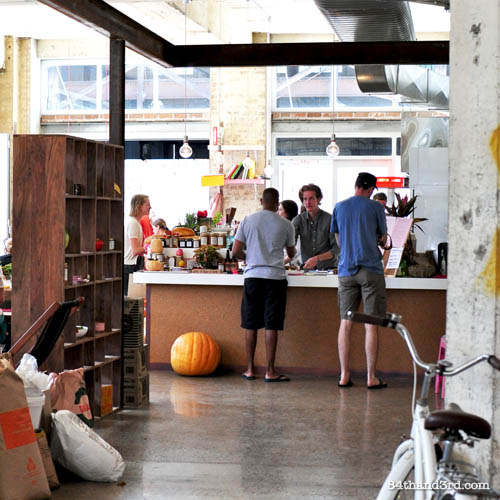 Bread & Circus Wholefoods Canteen - Sydney