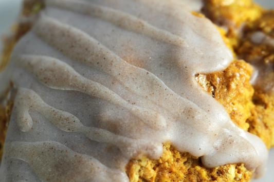 Pumpkin Pie Glazed Twice
