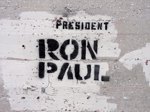 President Ron Paul