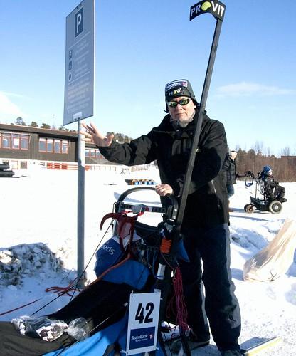 John Øyvind Selmer vant bronse i NM