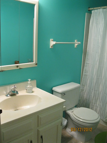 3/12/12 - Kids bathroom finished