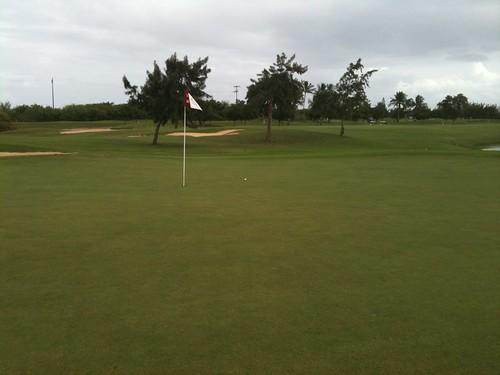Hawaii Prince Golf Club 444