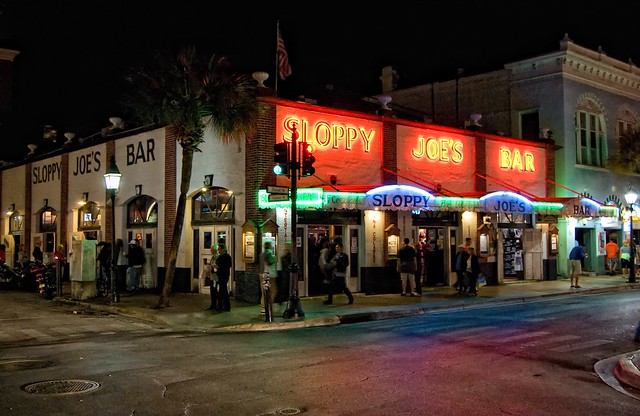 Sloppy Joe's, Key West