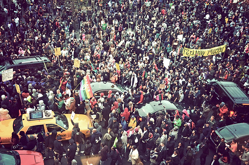Million Hoodie March Union Square New York City