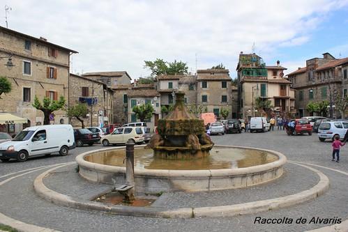 1884 2012 Piazza delle Ville in Anticoli Corrado