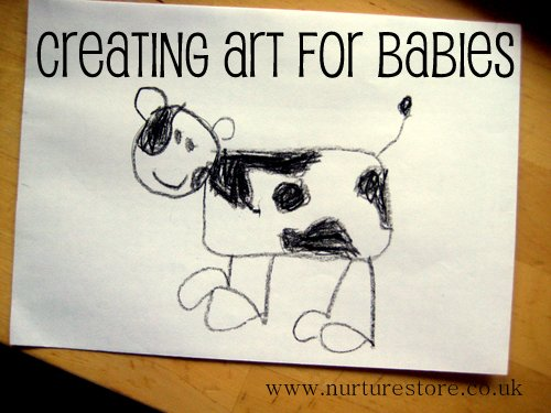 art for babies
