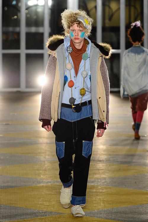 Johan Erik Goransson3269_FW12 Tokyo mercibeaucoup(Fashion Press)