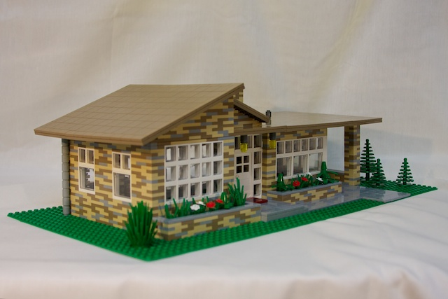 Mid-Century Modern Suburban House 7025468373_8ffd077ab5_o