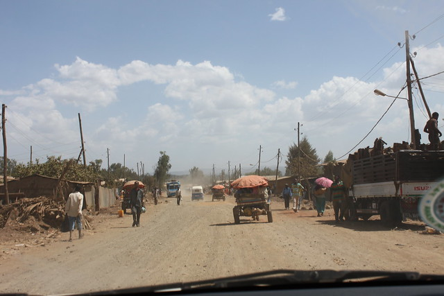 Around Jimma area