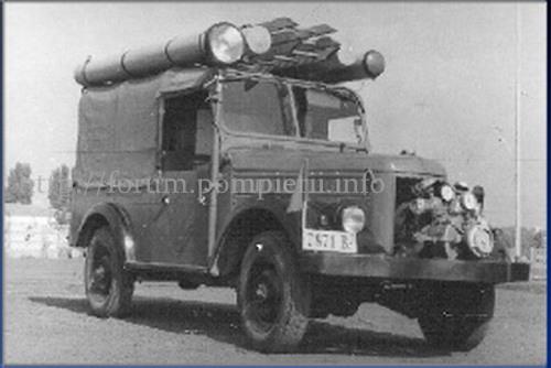 IMS 57 Autopompa rapida de interventii la incendii