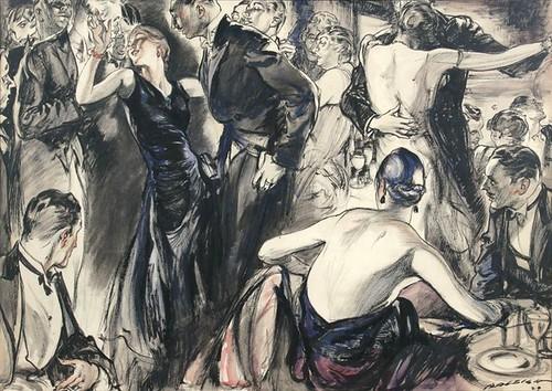 Henry Patrick Raleigh (1880-1944)   by ondiraiduveau