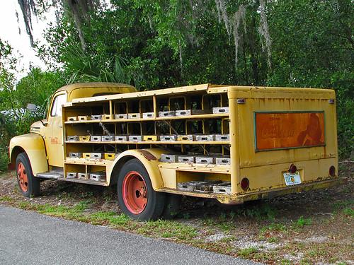 Coca Cola Truck - Coke Truck by Muskrat5489