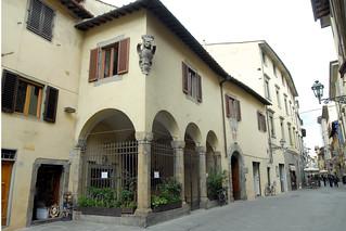 LdM's Florence Campus Exterior