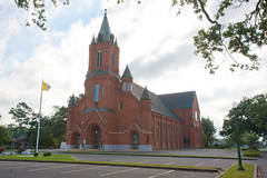 St. Landry Church and Adoration - June 05, 2009