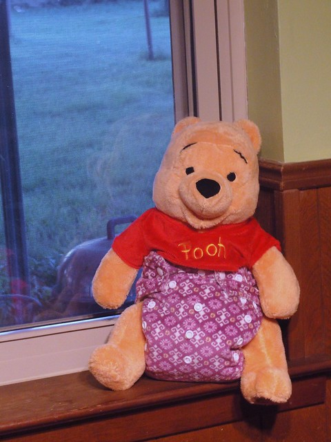 Pooh in Cloth