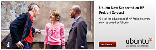 Mostantól a HP támogatja az Ubuntu-t ProLiant szerverein